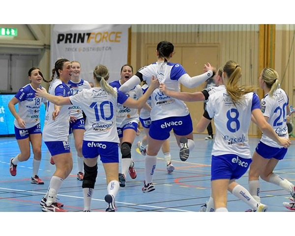 Successful sponsorship, HK Aranäs women's team ready for qualification