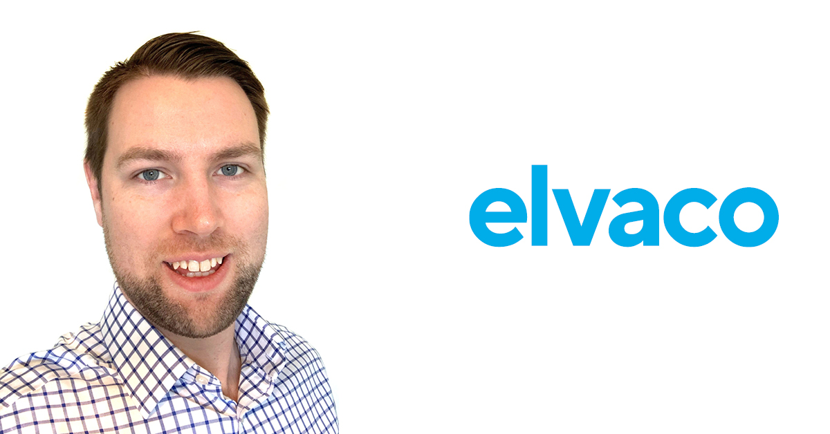 Elvaco continues to grow, hires Area Manager for UK and Ireland
