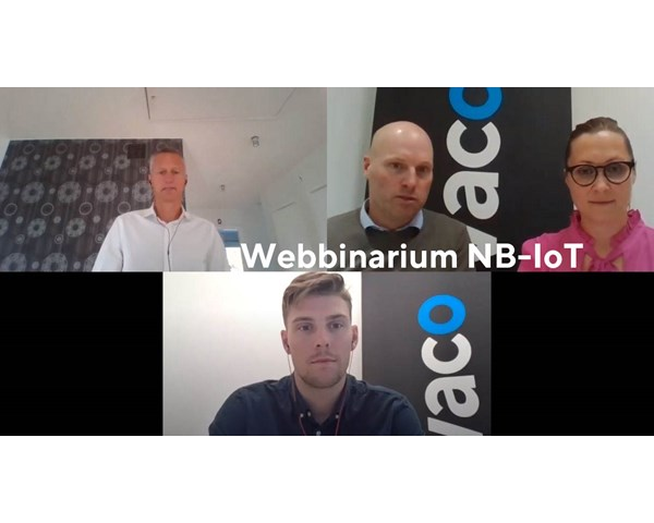 Our webinar on NB-IoT
