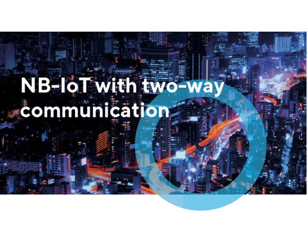 NB-IoT with two-way communication