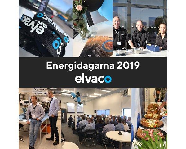 Elvaco's Energy days