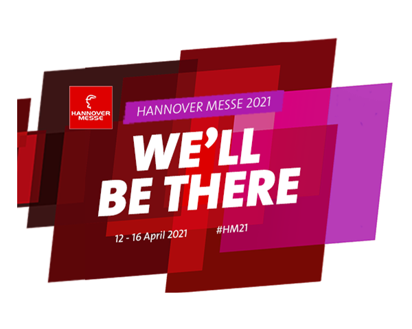 Come meet us at Hannover Messe!